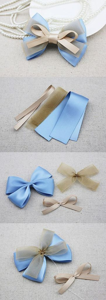 ribbon-bows-making