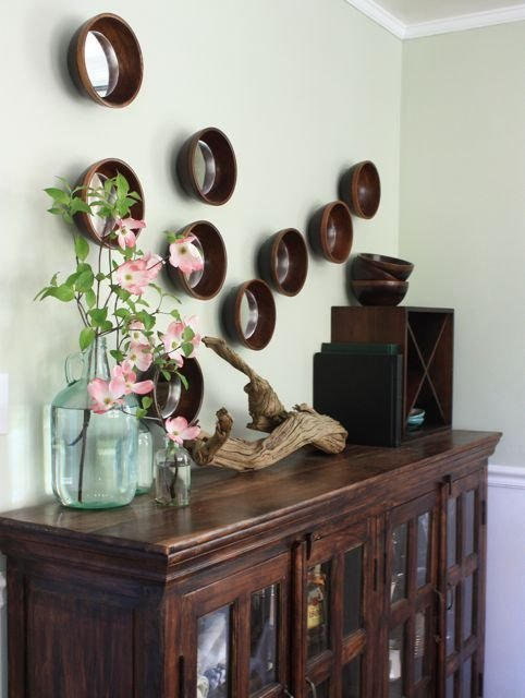 How To Make Mirror bowls