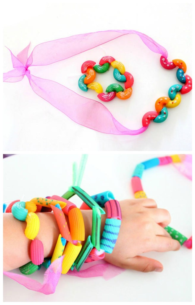 Pasta-crafts-for-kids