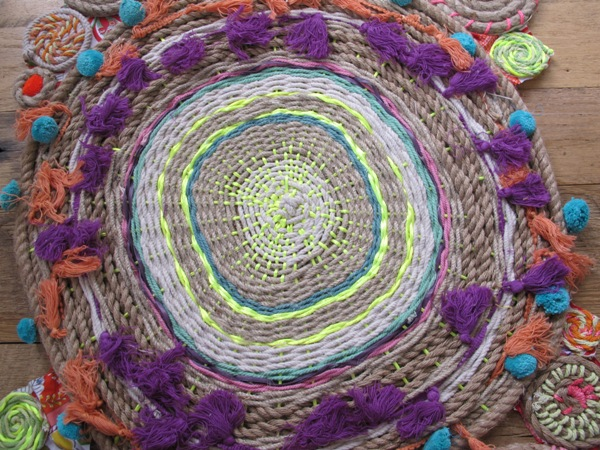 rope swirl tapesteries