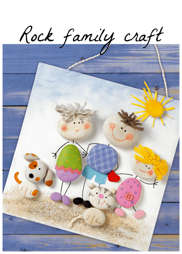 Rock family craft