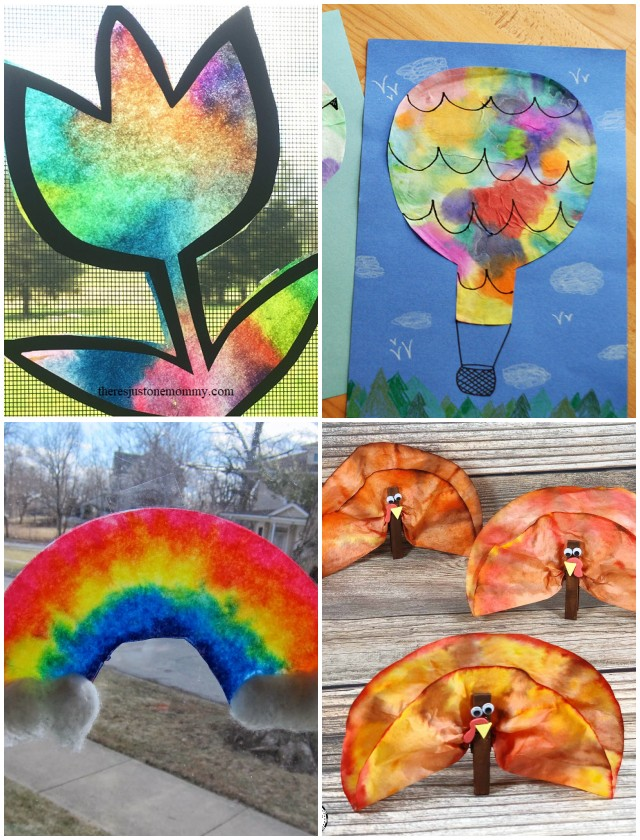 coffee-filter-art-projects