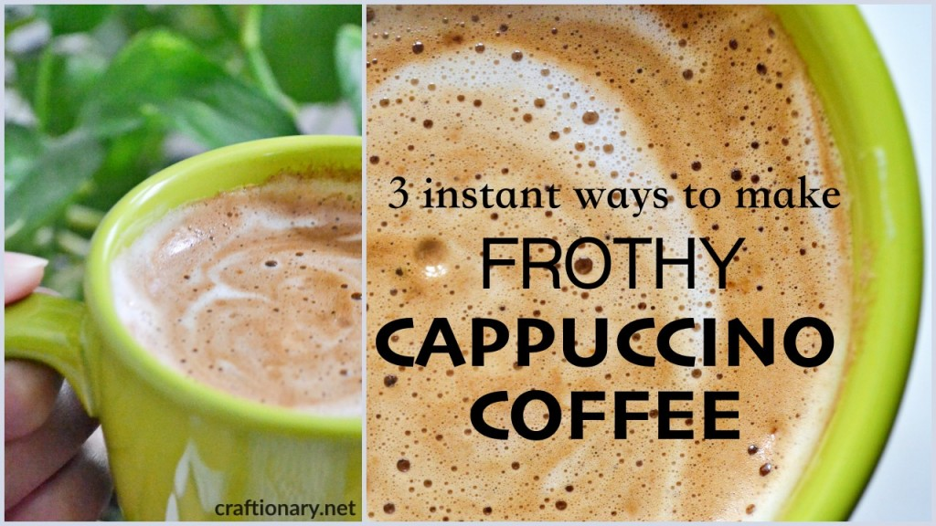 frothy-cappuccino-coffee-recipe-homemade