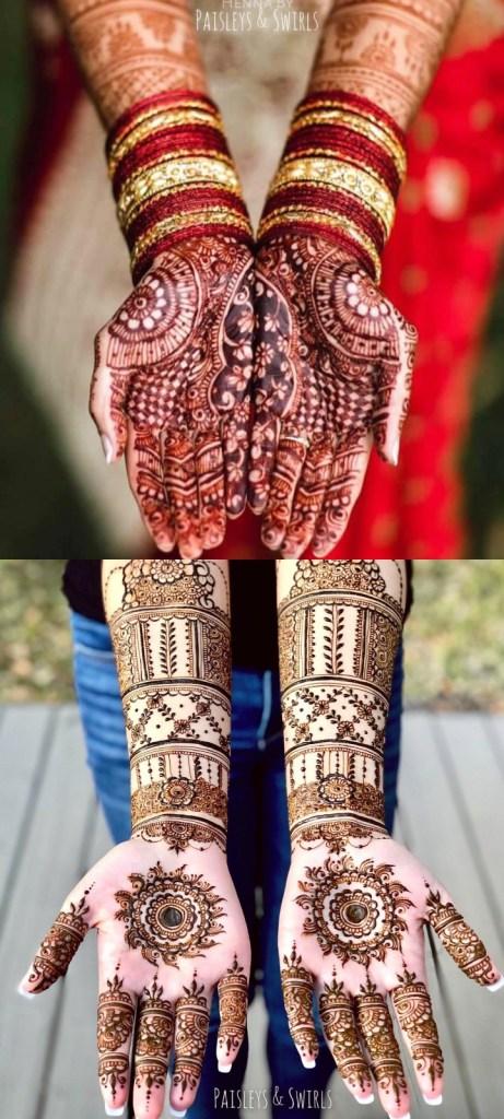 henna-bridal-designs