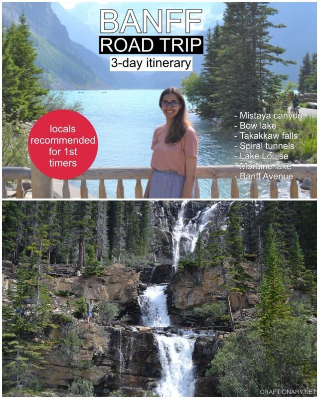banff-vlog-3-day-itinerary-road-trip