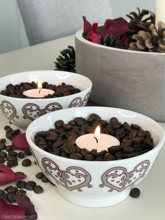 coffee-tealight-votives-setting-mood