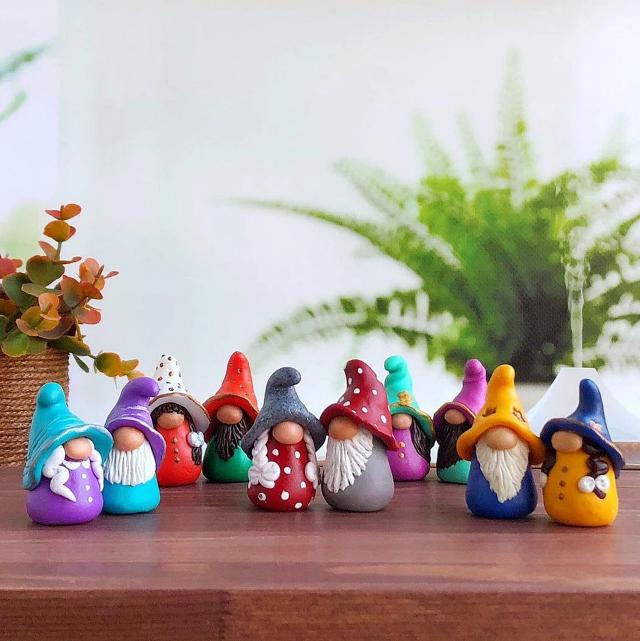 clay-mini-gnomes