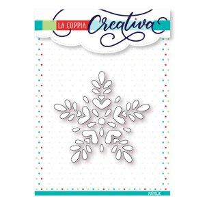 La Coppia Creativa – Fustella Fiocco Di Neve 1