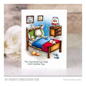 Timbro My Favorite Things – All Tucked In