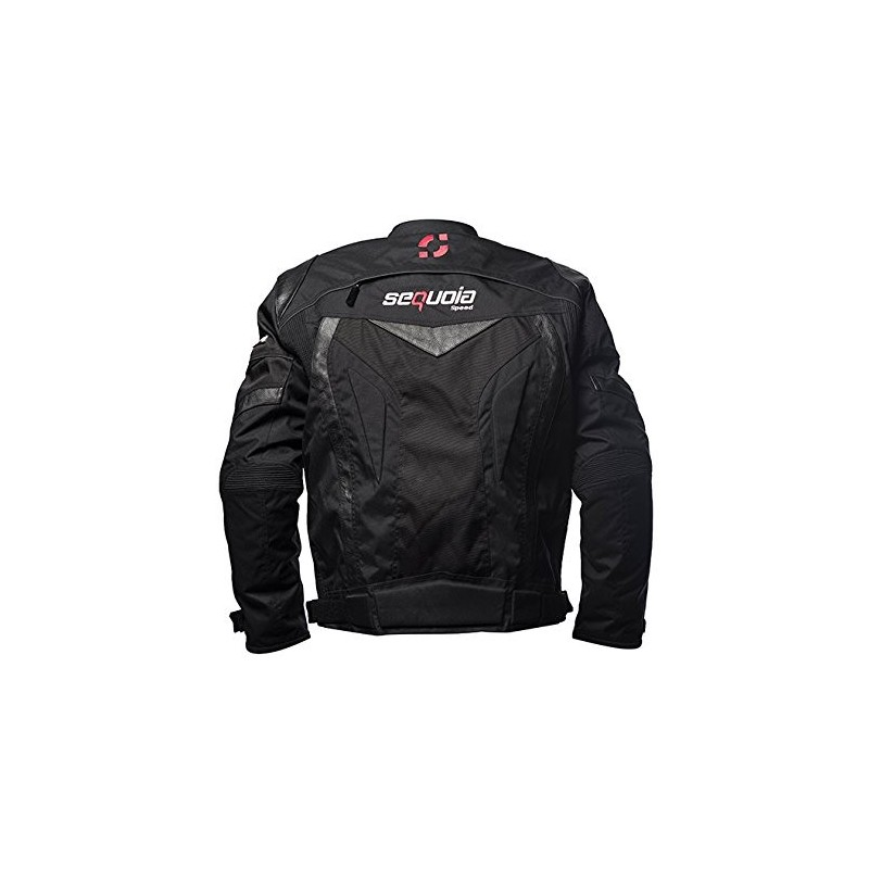 Versatile Black Enduro Jacket