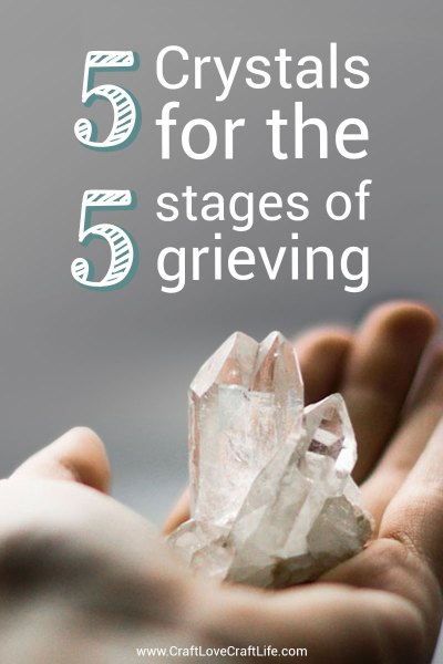 crystals for grieving