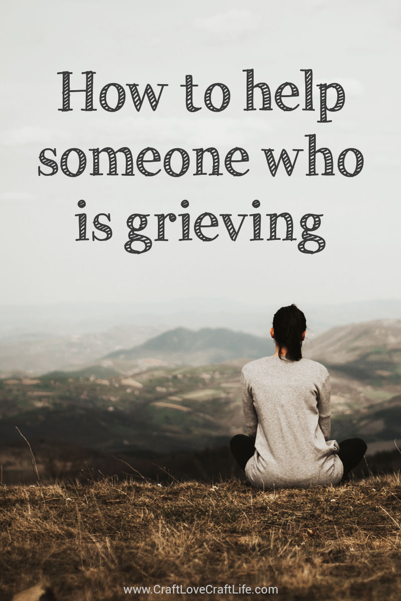 How to Help Someone who is Grieving