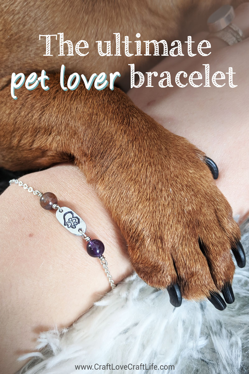 The Ultimate Pet Lover Bracelet