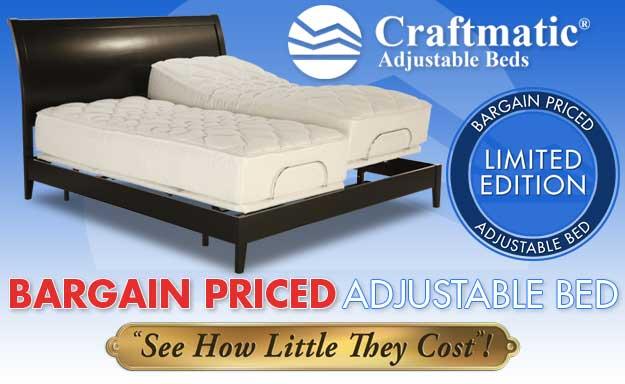 Legacy Adjustable Bed Craftmatic Adjustable Beds