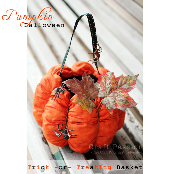 pumpkin bag pattern