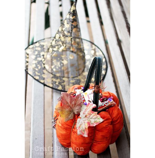 treat or trick bag pattern