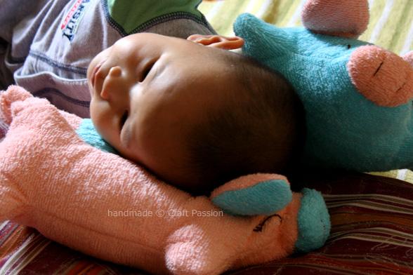 piggy pillow pattern