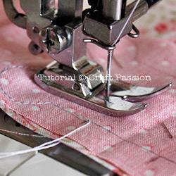 sewing sachet