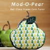 Mod-O-Pear Ball Clasp Coin Purse