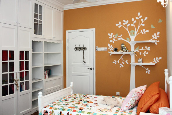 girl room home design and tips