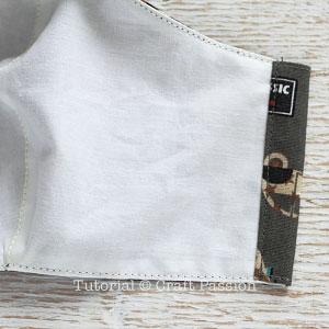 elastic pocket