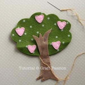 sew second tree