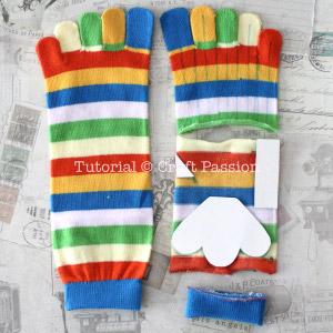 sew toe socks