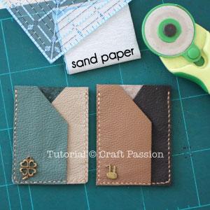 leather edge treatment
