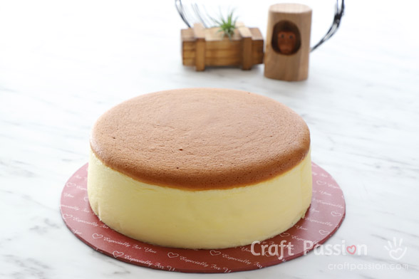 low carb fluffy cheesecake