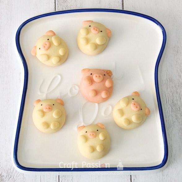piggy cookie