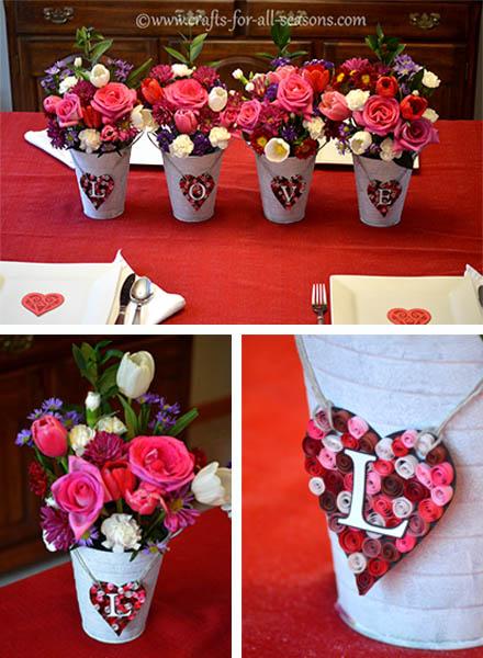 Valentines Day Centerpiece