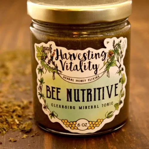 Harvesting Vitality Bee Nutritive: Nourishing Support for the Day