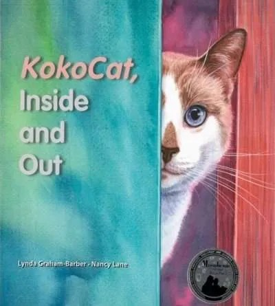 KokoCat-Inside-Out-Lynda-Graham-Barber-Vermont-author