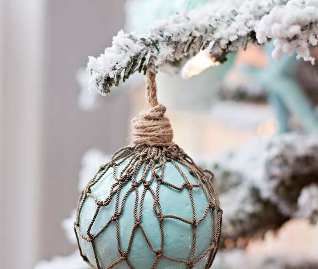 Creating Unique Coastal Diy Christmas Ornaments For My Tree Is What I Love I Love