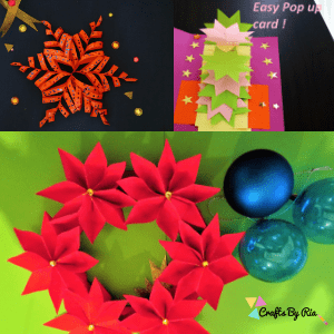 5 paper Christmas crafts for kids-thumbnail