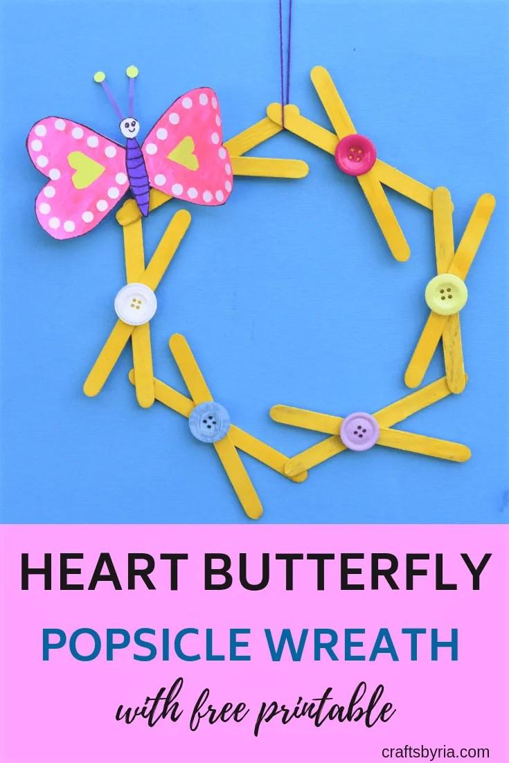 heart butterfly craft-pin1