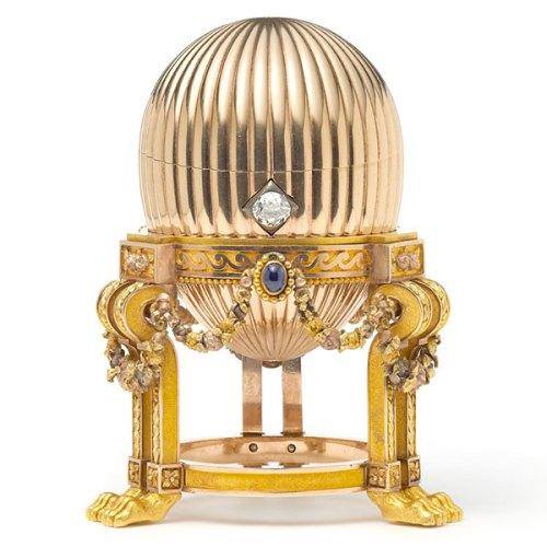 ファベルジェ 第3のインペリアル・エッグ ( Third Imperial Egg )