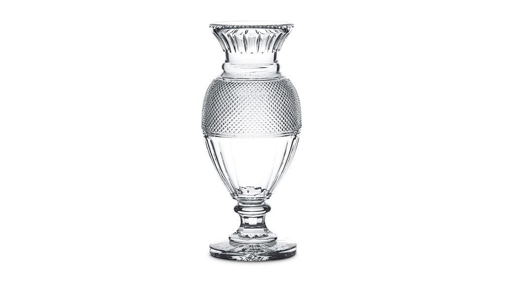 バカラ 花瓶 ディアマン バラスターベース