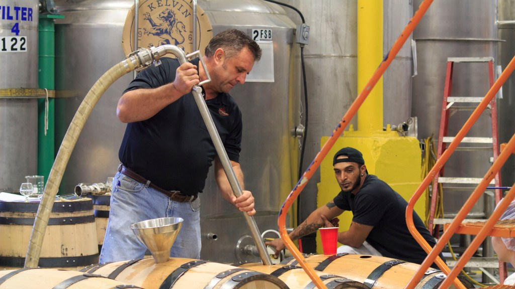 whiskey, barrel aged, st petersburg distillery