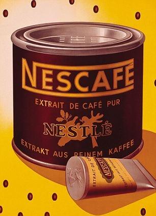 nescafe, coffee, instant coffee