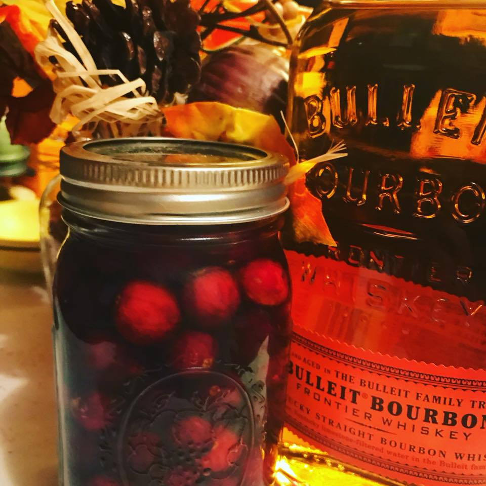 bulleit bourbon, bourbon, whiskey, whisky, cherry bourbon