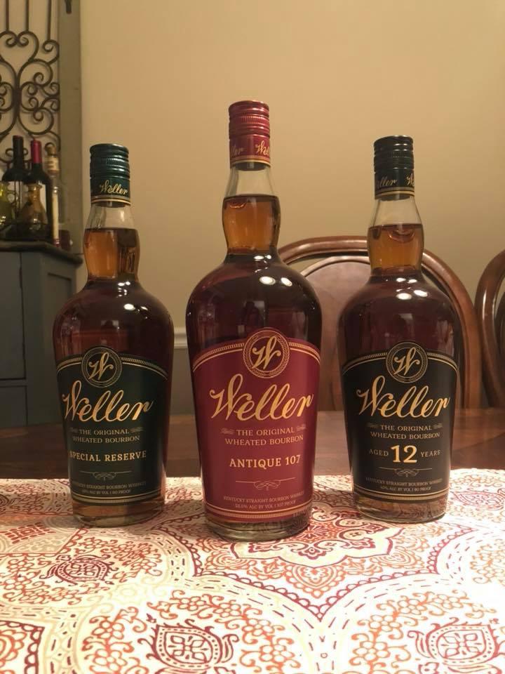 whiskey, whisky, Weller, bourbon, rye whiskey