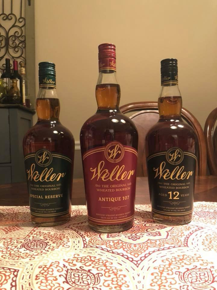 whiskey, whisky, Weller, bourbon, rye whiskey