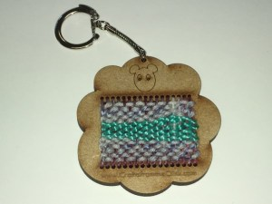 Sheepy keyring kit