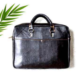 black leather briefcase,lbuffalo leather bag