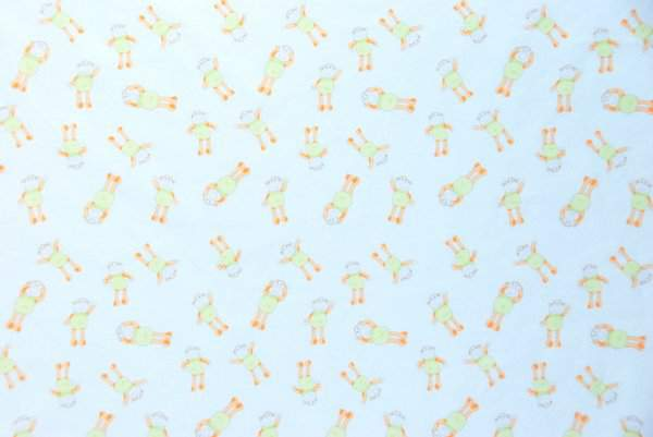Rowan's Monkey Fabric