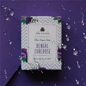 Arovatika Bengal Tuberose Soap