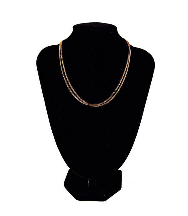 Gold Plated Antique Chain