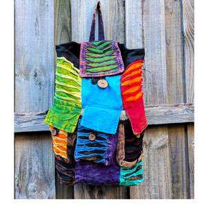 Hippie Rucksack Backpack
