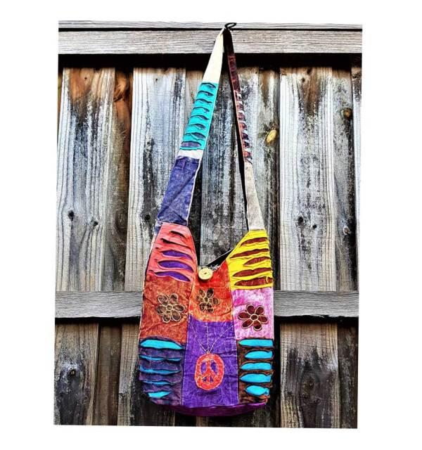 Hippie Cross Sling bag 2
